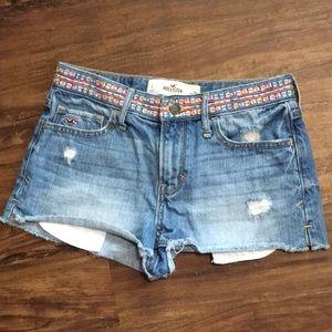 Cheeky Hollister Shorts
